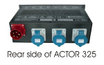 Dimmer ACTOR 325 3x5Kw